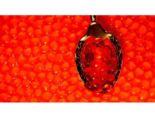 Икра лососевая красная (Кижуч)