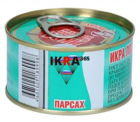 Икра лососевая красная Парсах, 140 гр