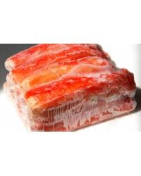 Краб вареный мороженый 1-ая фаланга, 1 кг