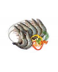 Креветка 16/20 черная тигровая 1 кг