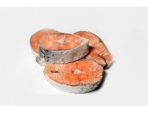 Семга стейк свежемороженый