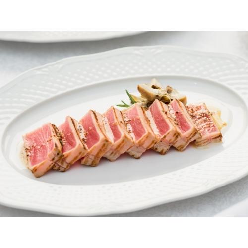 Тунец филе (LOIN) от 2,5 до 3,5 кг свежемороженое